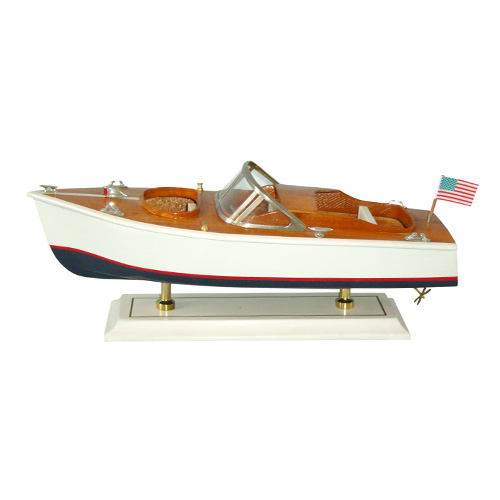 Wooden Speed Boat
