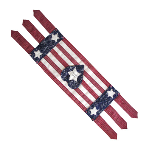 Americana Table Runner