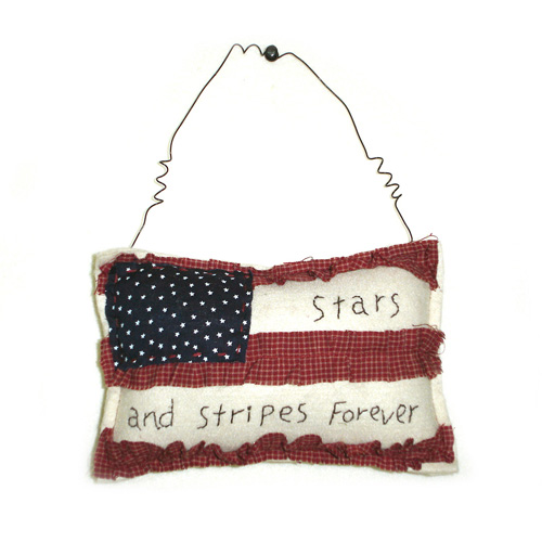Star and Stripes Forever Hanging