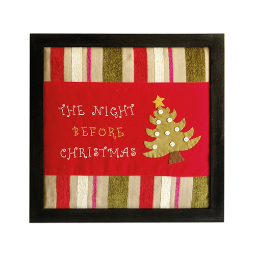THE NIGHT BEFORE CHRISTMAS FRAME