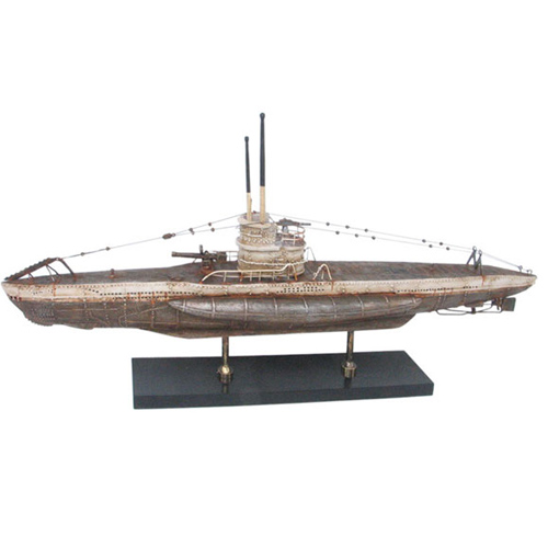 GERMAN U BOAT MODEL