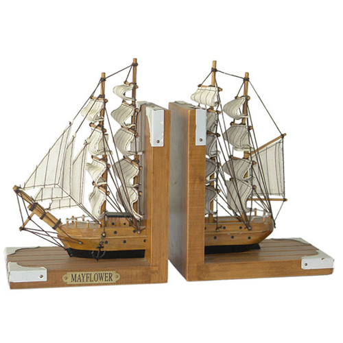 Nautical Bookend - May Flower