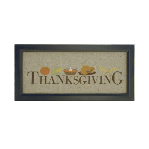 THANKS GIVING FRAME