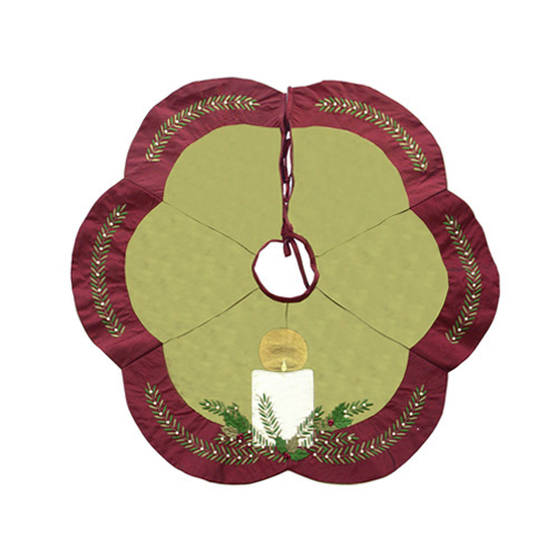 candle tree skirt