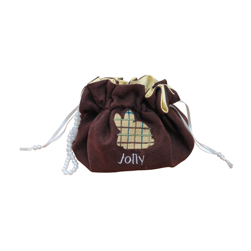 RABBIT JEWELRY BAG
