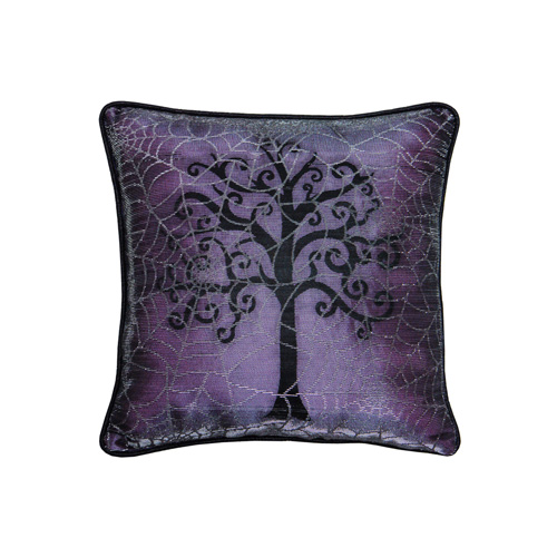 TREE HALLOWEEN CUSHION