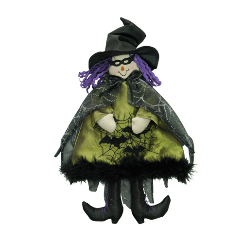 HALLOWEEN DOLL ORNAMENT
