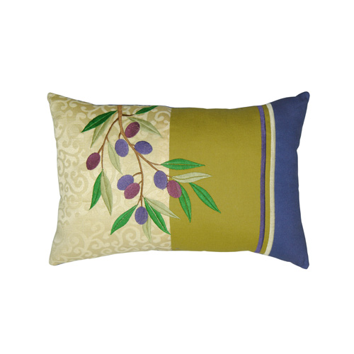 OLIVE TREE CUSHION