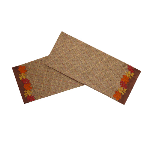 LEAVES TABLE RUNNER