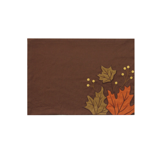 LEAVES & BERRY PLACEMAT
