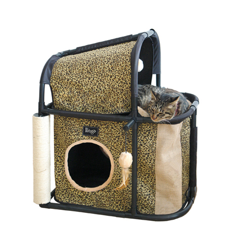 Kitty Hideaway Cylinder