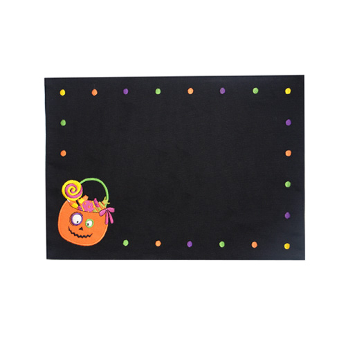 Halloween Candy Placemat