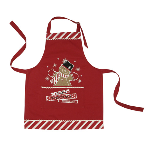 Gringerbread Man Kids Apron