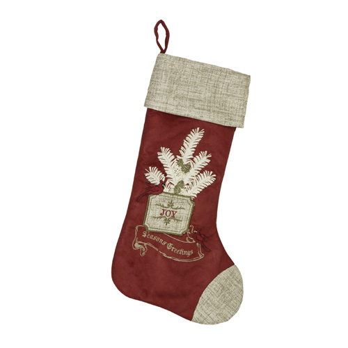 Shimmer Joy Stocking